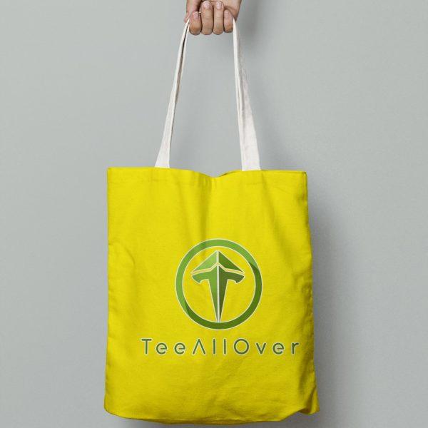 mockup Tote Bag 1